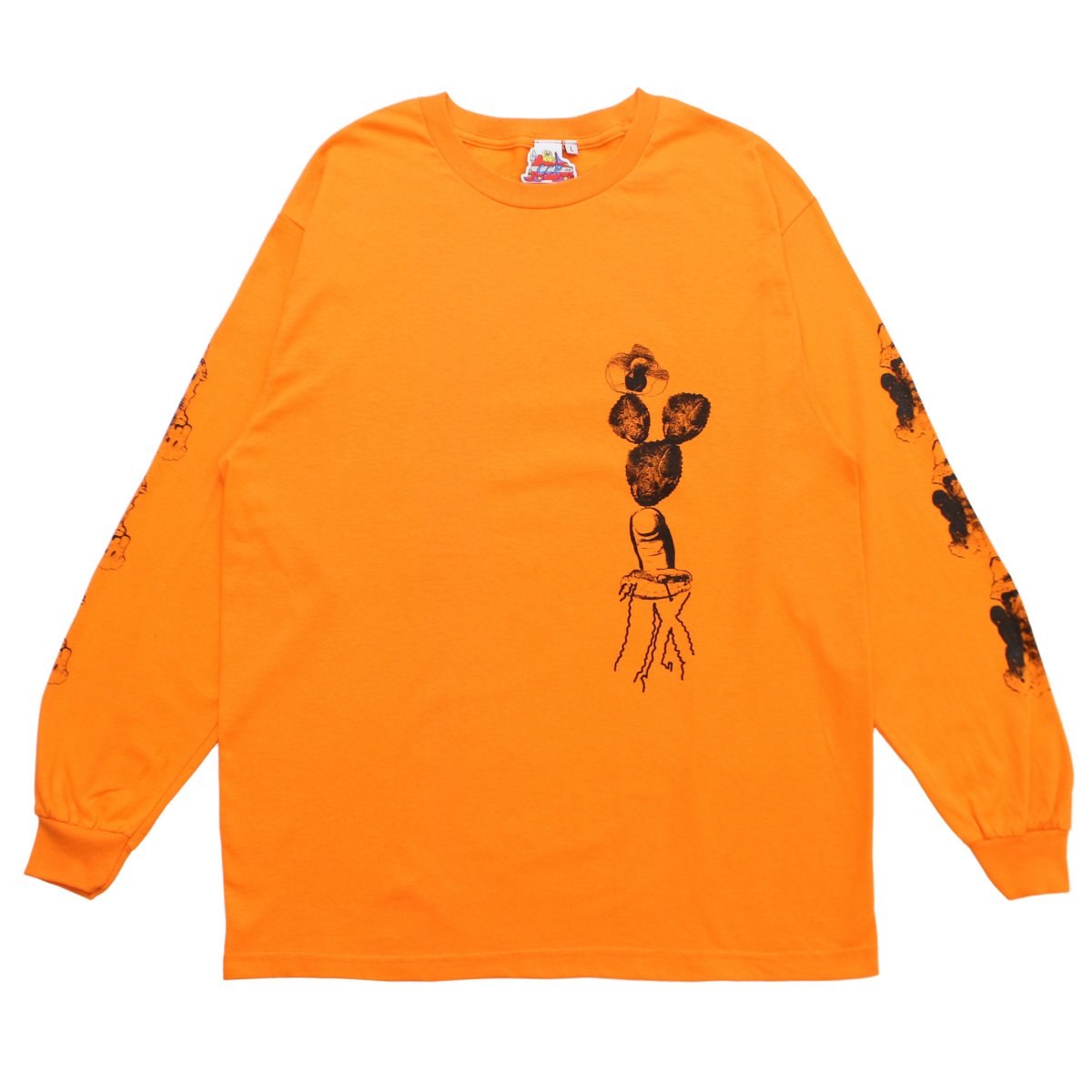 Ed Davis x BIEN Longsleeve 【ORANGE】