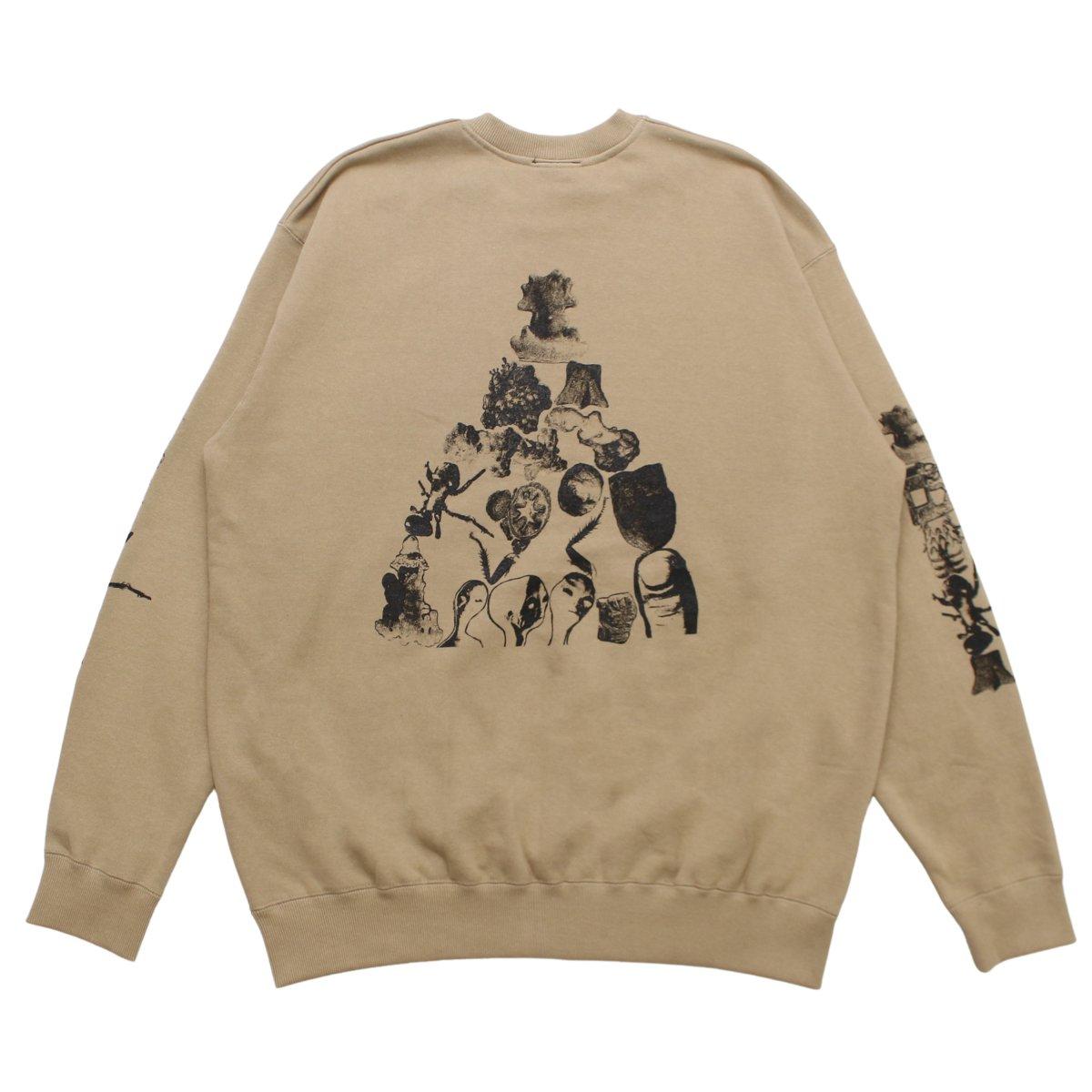Ed Davis x BIEN Sweatshirt【CAMEL】