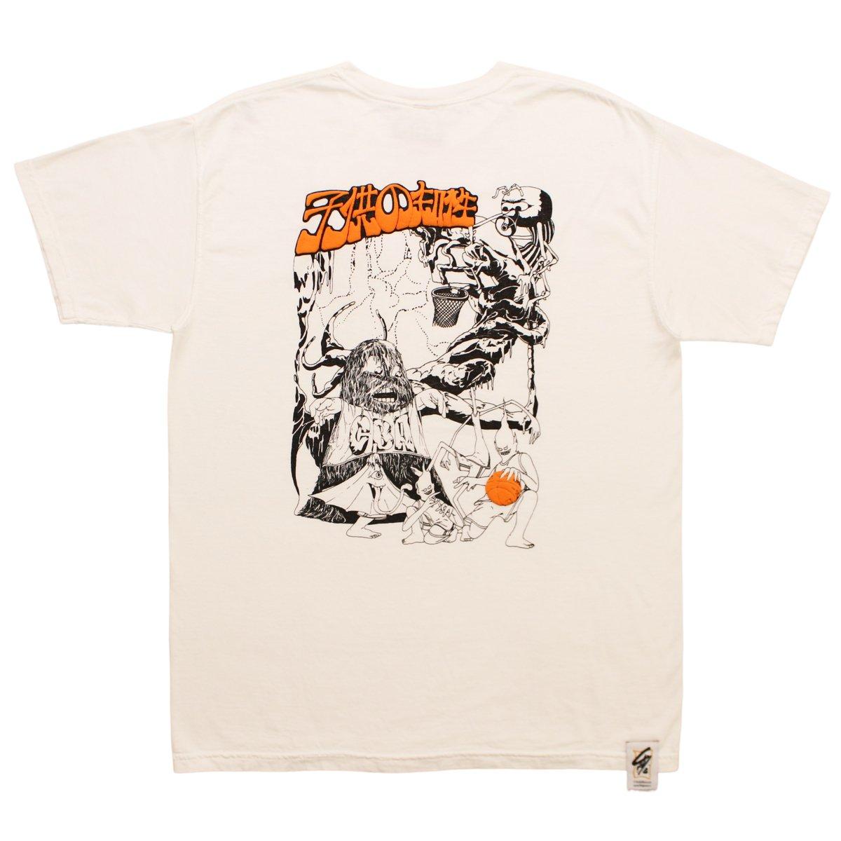 Antoine Leisure C.B.A T-shirt【WHITE】