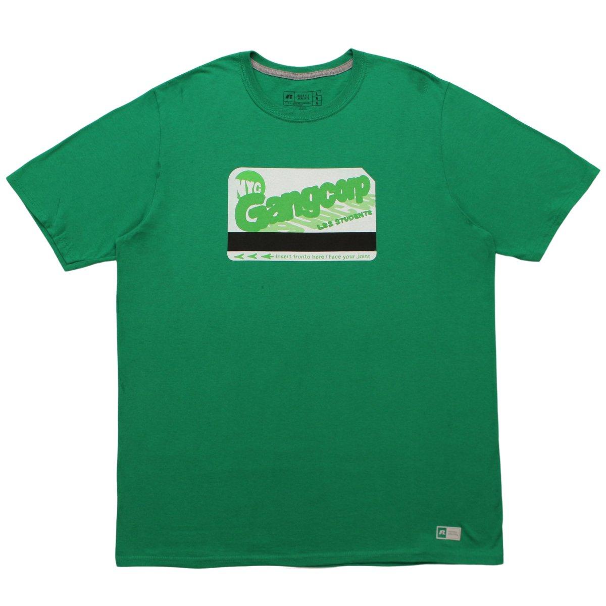 METRO TEE 【GREEN】