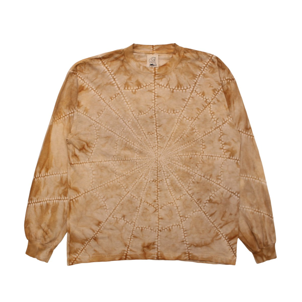 World Wide Web Long Sleeve【Beige】