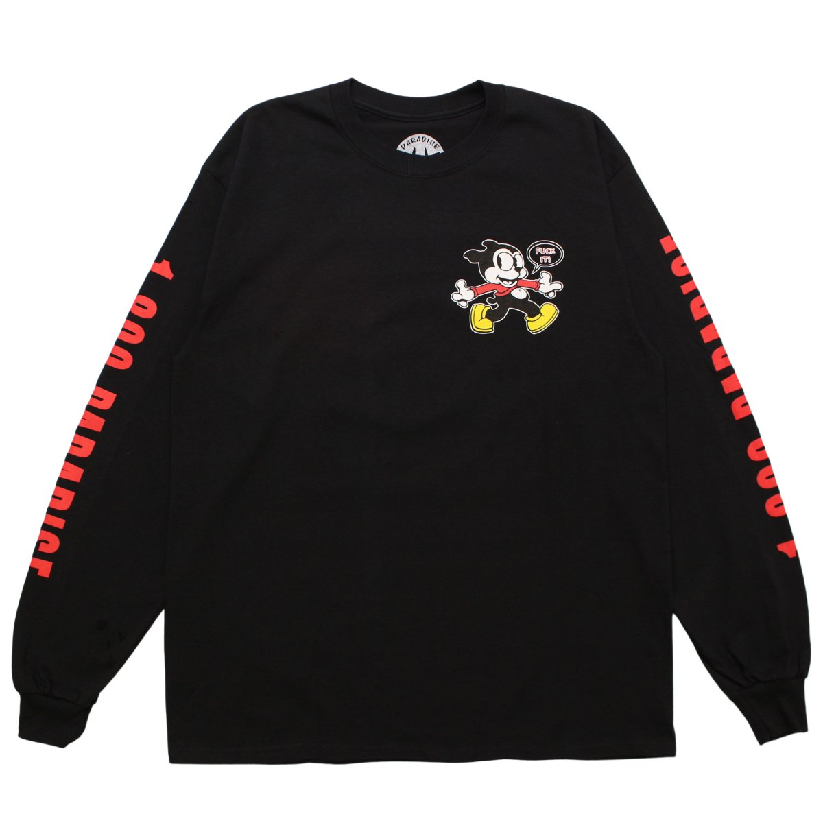 PARADISE BAIL BONDS LS 【BLACK】