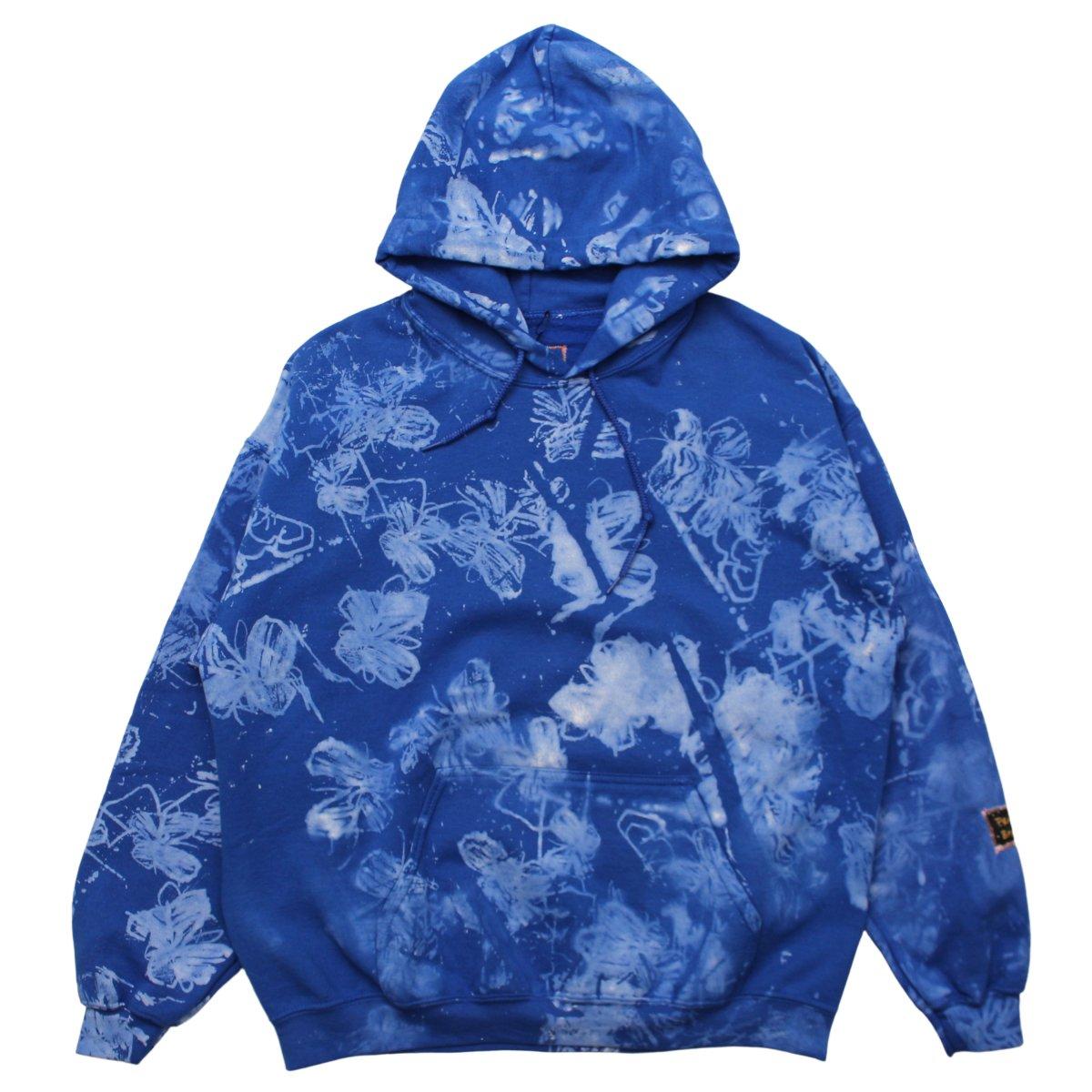 HOODIE【BLUE】