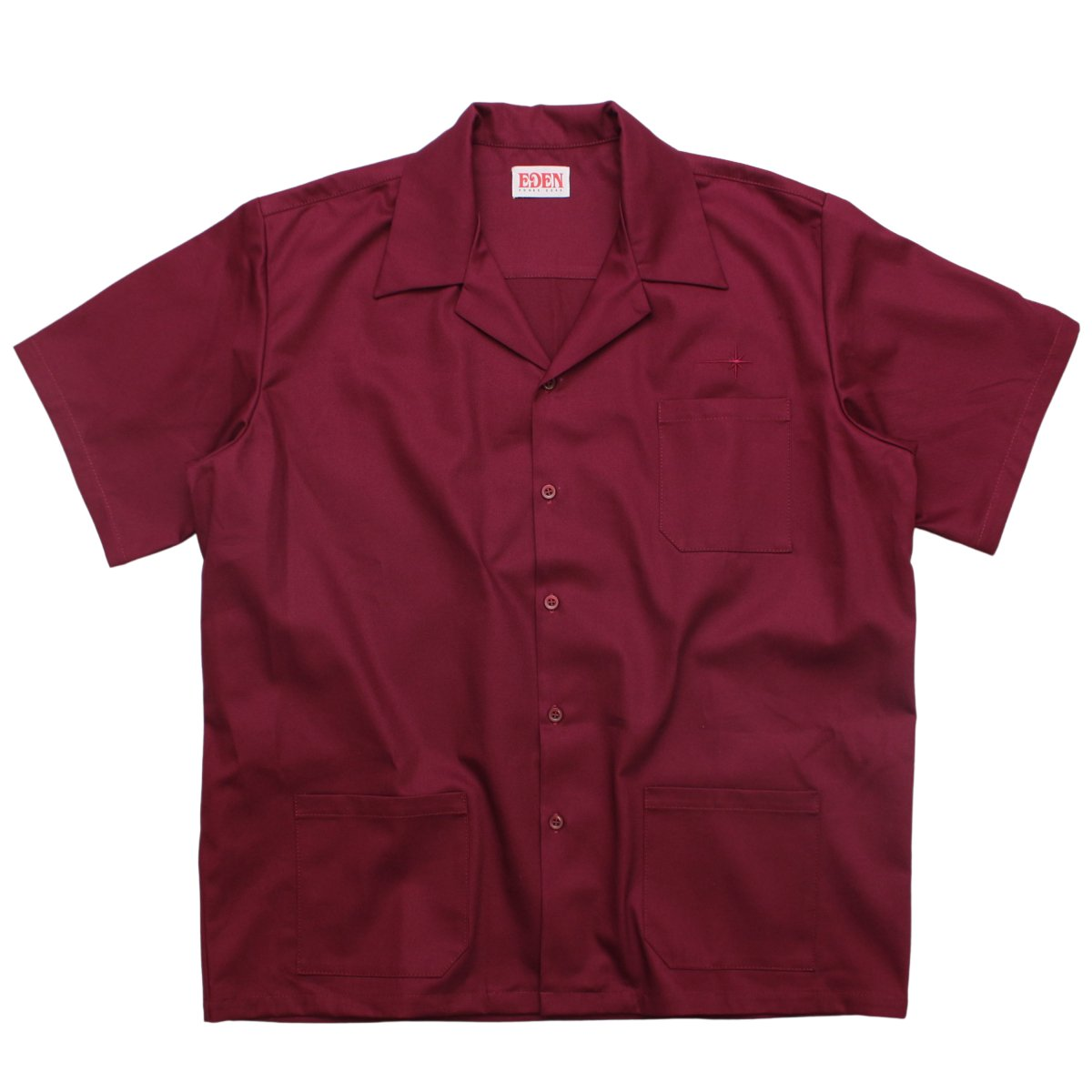 Kalkeri Organic Shortsleeve Shirt