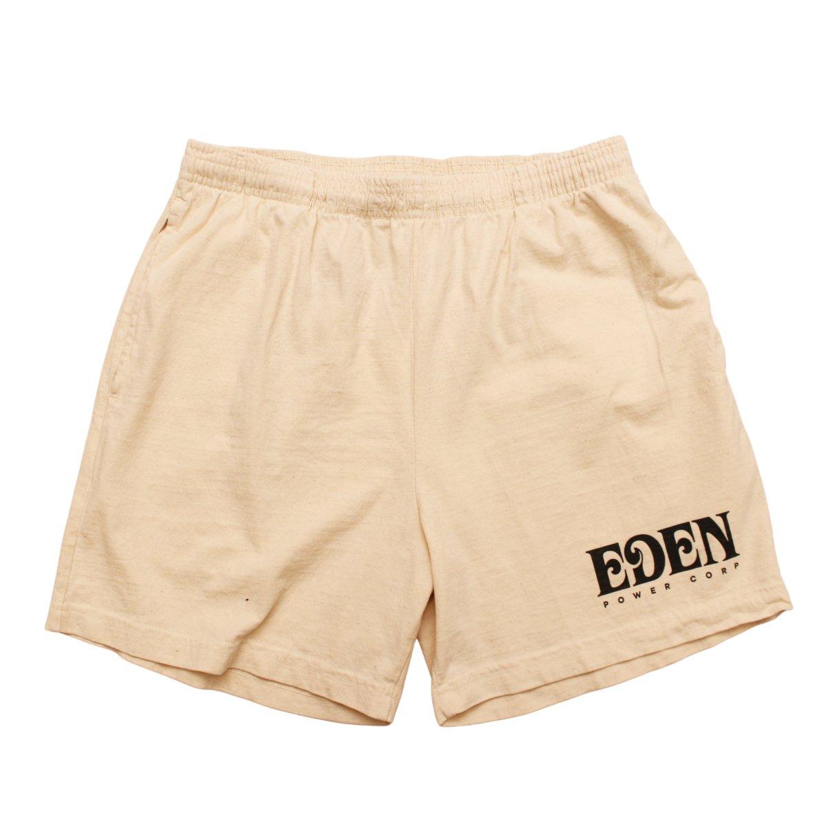 Eden Sweat Recycled Sweatshort【BEIGE】