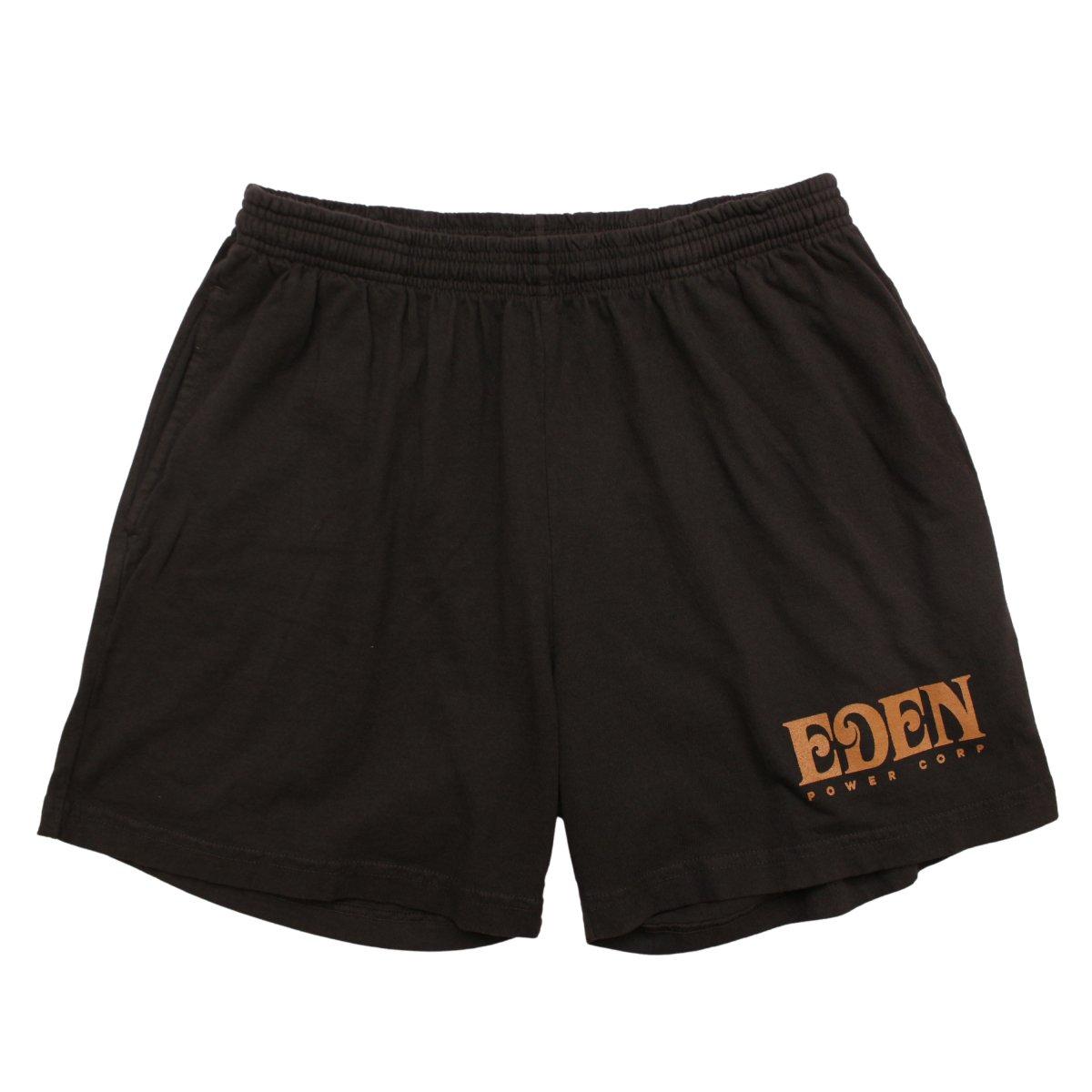 Eden Sweat Recycled Sweatshort【BLACK】