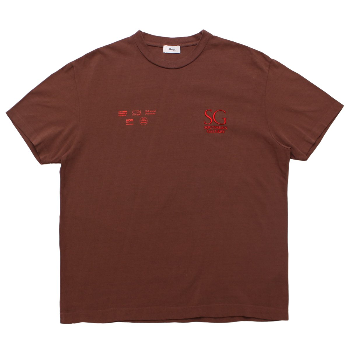 southern gallery tee