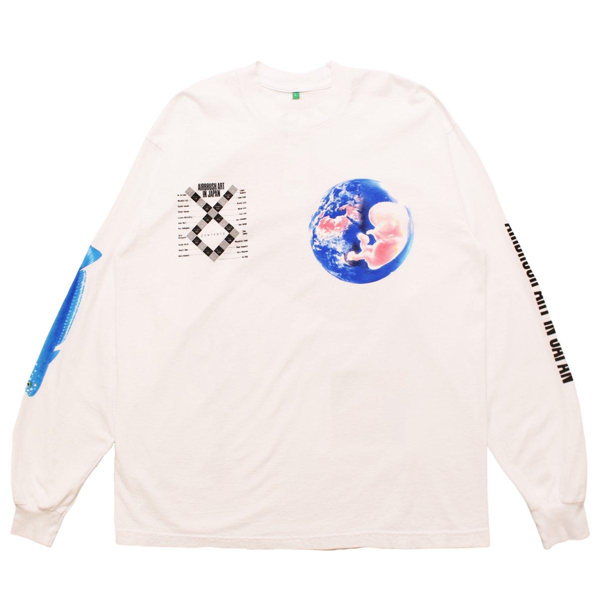 Airbrush 1 L/S Shirt