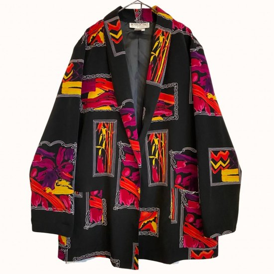 paint panel design easy tailored jacket