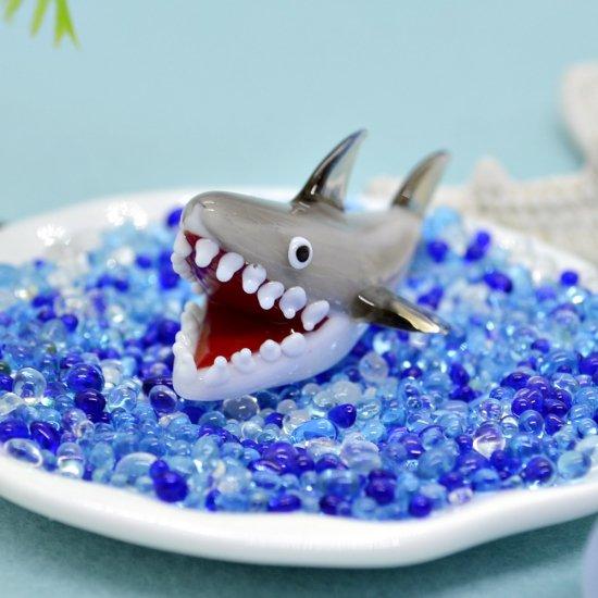 【ガラス細工】人食いサメ