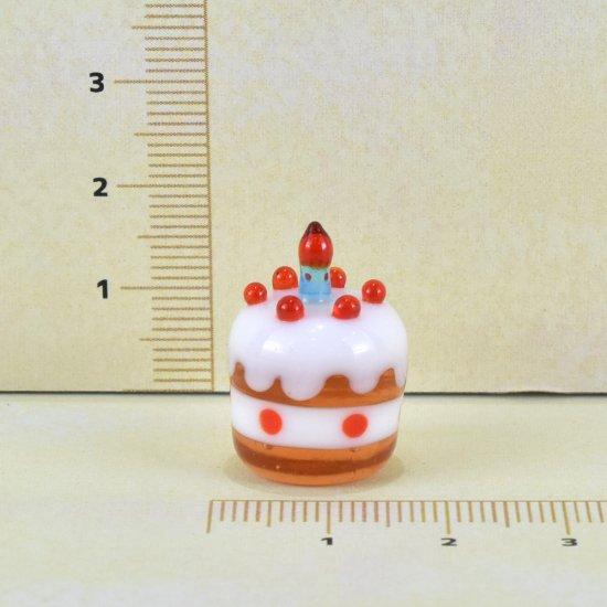 【ガラス細工】ケーキ