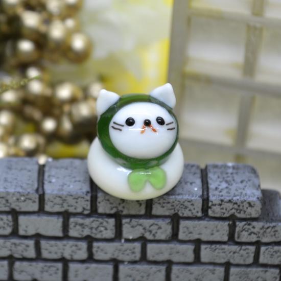 【ガラス細工】ドロボウ猫