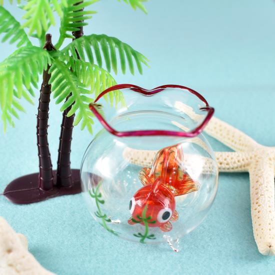 【ガラス細工】金魚ちゃんセット