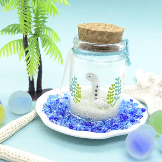 【ガラス細工】プチアクアリウムチンアナゴ