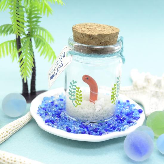 【ガラス細工】プチアクアリウムニシキアナゴ