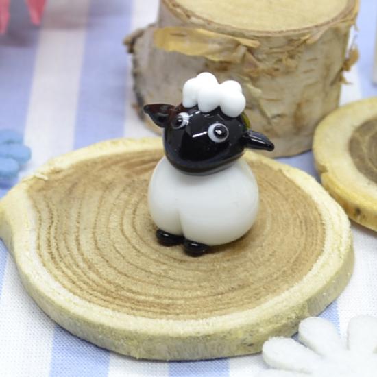【ガラス細工】羊