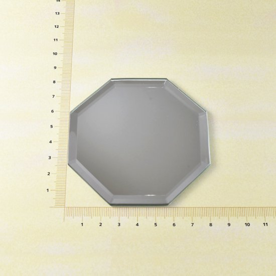 【ガラス細工】八角ミラー8�
