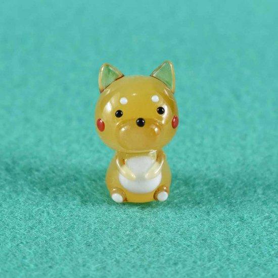 【ガラス細工】柴犬