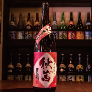 【2020年新酒】秋茜(あきあかね) 1800ml《本坊酒造》津貫貴匠蔵【芋焼酎】