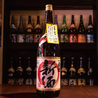 【2020年新酒】さつま白波新酒 25度 1800ml《薩摩酒造》鹿児島県枕崎市【芋焼酎】