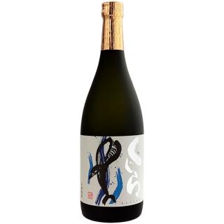 【2020年新酒】くじらのボトル 新焼酎 720ml 《大海酒造》鹿児島県鹿屋市【芋焼酎】