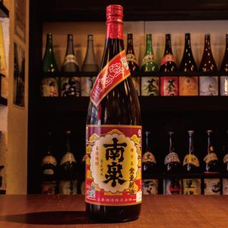 【2020年新酒】南泉 新酒 2020 1800ml 《上妻酒造》南種子町【芋焼酎】