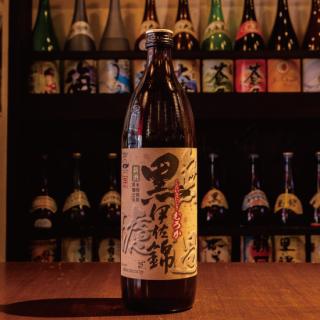 【2020年新酒】黒伊佐錦 新酒 無濾過 900ml《大口酒造》伊佐市【芋焼酎】