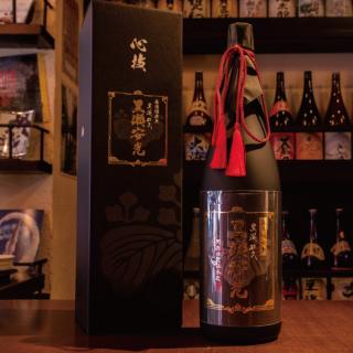黒瀬安光 1,800ml 『極上品』《鹿児島酒造》阿久根市【芋焼酎】