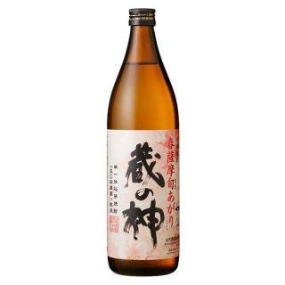 春薩摩 旬あがり 蔵の神 900ml 《山元酒造》薩摩川内市【芋焼酎】