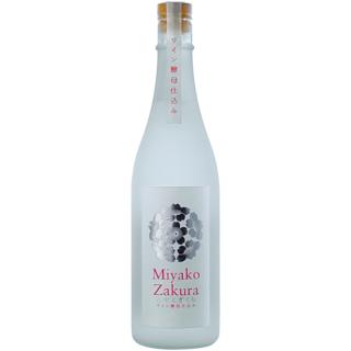 (みやこざくら)MIYAKO ZAKURA ワイン酵母仕込み 720ml 《大浦酒造(宮崎県宮崎市)》【芋焼酎】