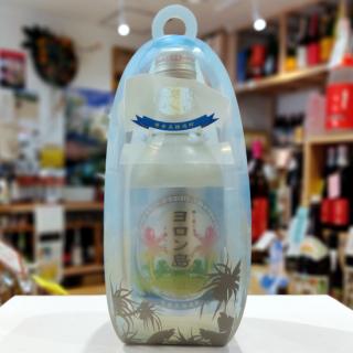 島有泉 (サンゴ付き) 360ml 《有村酒造(与論島)》【黒糖焼酎】