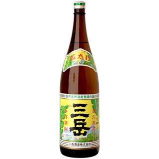 三岳 1,800ml 《三岳酒造(屋久島)》【芋焼酎】