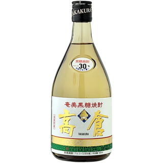 高倉 720ml 《奄美大島酒造(龍郷町)》【黒糖焼酎】