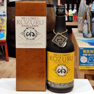 【長期貯蔵酒】メローコヅル エクセレンス 700ml 《小正醸造(日置市)》【米焼酎】