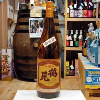 鶴見(限定)  1,800ml 《大石酒造(阿久根市)》【芋焼酎】