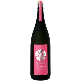 Miyako Zakura 赤ワイン酵母仕込み 1,800ml 《大浦酒造(宮崎県都城市)》【芋焼酎】