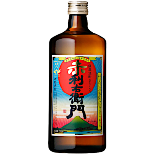 赤利右衛門 720ml 《指宿酒造(指宿市)》【芋焼酎】