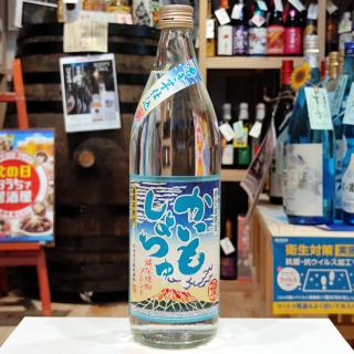 【鹿児島限定】かいもしょちゅ28どん 900ml 《白金酒造(姶良市)》【芋焼酎】