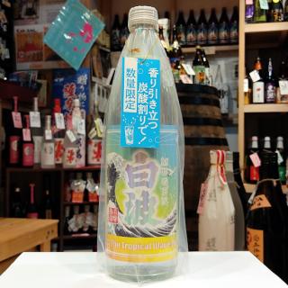 MUGEN白波 The Tropical Wave 900ml 25度《薩摩酒造(枕崎市)》【芋焼酎】