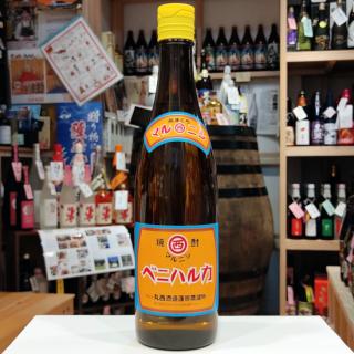 マルニシ ベニハルカ 720ml 《丸西酒造(志布志市)》【芋焼酎】