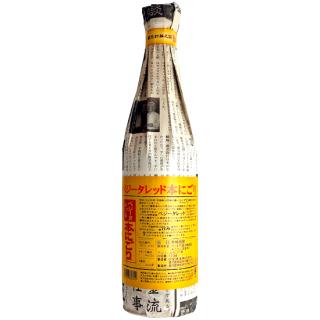 ベジータレッド 本にごり 720ml 31度《白金酒造(姶良市)》【芋焼酎】
