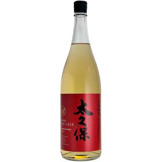 【樽貯蔵】太久保 RED CASK 1,800ml 25度《太久保酒造(志布志市)》【芋焼酎】