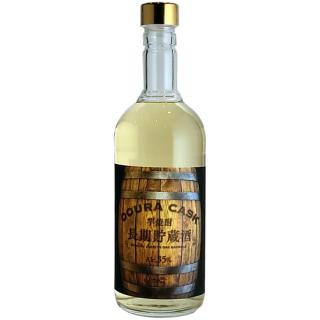 【樽貯蔵】OOURA CASK 720ml 35度《大浦酒造(宮崎県都城市)》【芋焼酎】