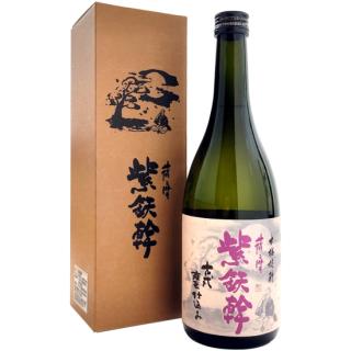 紫鉄幹 720ml 25度《オガタマ酒造(薩摩川内市)》【芋焼酎】