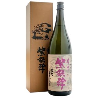 紫鉄幹 1,800ml 25度《オガタマ酒造(薩摩川内市)》【芋焼酎】