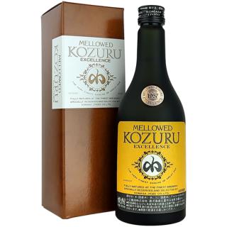 【長期貯蔵酒】メローコヅル エクセレンス 180ml 《小正醸造(日置市)》【米焼酎】