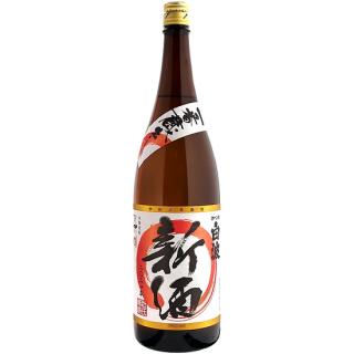 【2021年新焼酎】 さつま白波 新酒 1,800ml 25度《薩摩酒造(枕崎市)》【芋焼酎】