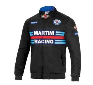 REPLICA BOMBER JACKET MARTINI RACING<br>レプリカボンバージャケット マルティニレーシング