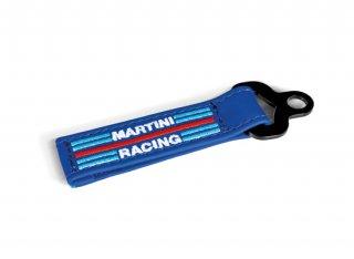 MARTINI RACING LEATHER KEYCHAIN