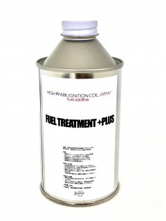 FUEL TREATMENT +PLUS